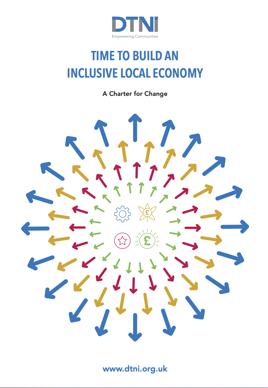 Time to Build an Inclusive Local Economy – A Charter for Change