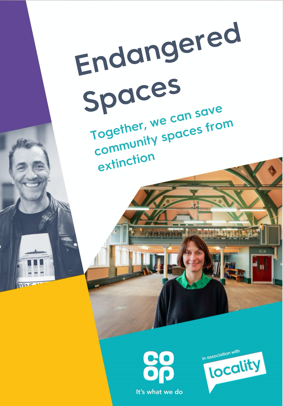 Together We Can Save Community Spaces